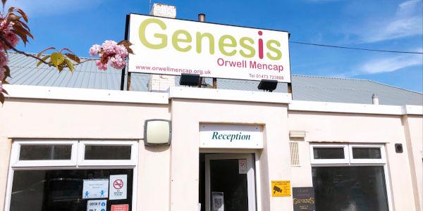 Genesis Orwell Mencap Office Picture