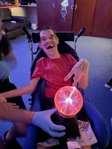 sensory activities at Genesis